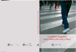 Cuaderno didáctico sobre Educación Vial y Salud