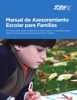 Manual de Asesoramiento Escolar para Familias