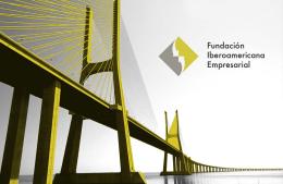 FOLLETO FIE - Fundación Iberoamericana Empresarial
