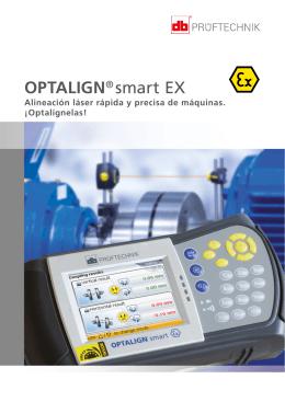 OPTALIGN® smart EX - Tecnología Avanzada para Mantenimiento
