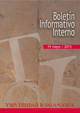 NOVEDAD - Universidad de Salamanca