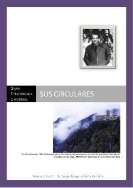 SUS CIRCULARES