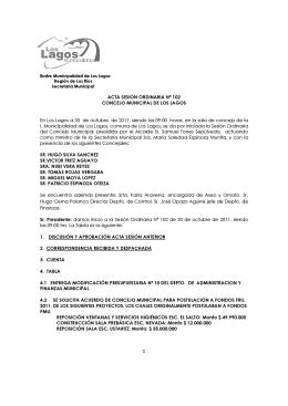Enlace - Municipalidad de Los Lagos
