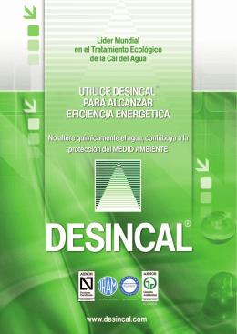 folleto - H2O TEK, S.A. DE C.V.
