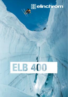 PoR Qué ELB 400?