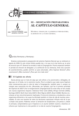 Nº 211 - Misioneros Claretianos
