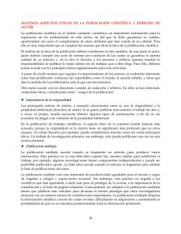 ASPECTOS ETICOS Y DERECHO DE AUTOR