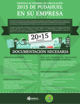 Descargar folleto informativo