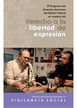 derecho a la libertad de expresión derecho a la libertad de expresión