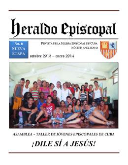 ¡DILE SÍ A JESÚS! - Iglesia Episcopal de Cuba