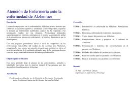 atencion de enfermeria al paciente con alzheimer