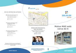 Mutua MAZ está cerca de ti (Asturias)