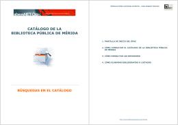 folleto cómo buscar en el catálogo 2