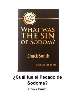 Respuestas Para Hoy-El Pecado de Sodoma