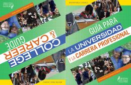 CARRERA PROFESIONAL - Boston Public Schools
