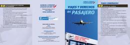 Viajes y derechos del pasajero