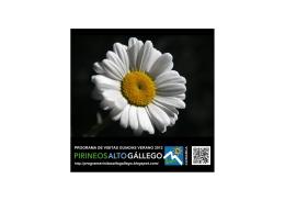 http://programavisitasaltogallego.blogspot.com/ PROGRAMA DE