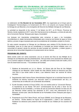 Español - Ramsar