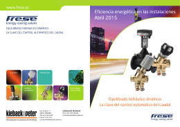 Folleto Técnico Frese Abril 2015
