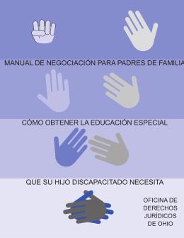 Manual de Negociacion para Padres de Familia como Obtener la