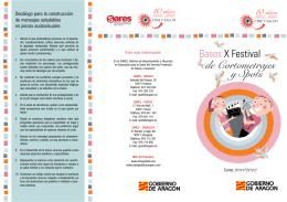 Curso 2011/2012 - Gobierno de Aragón