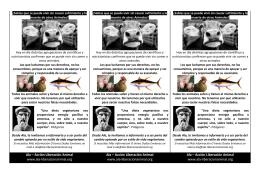Tamaño Completo A4 AQUÍ - ALA Acción Liberación Animal