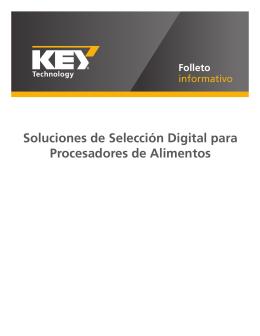 Soluciones de Selección Digital para