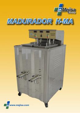 Folleto Madurador H