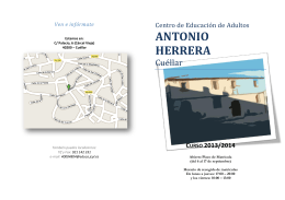 CEA Antonio Herrera - Cuéllar - cepa antonio herrera