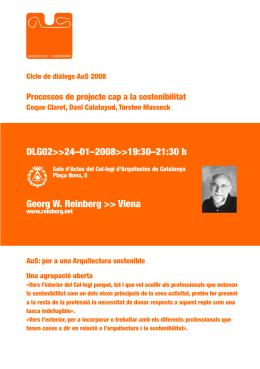 MaquetaciŠn 1 - Col·legi d`Arquitectes de Catalunya