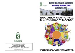 FOLLETO ACTIVIDADES 2013-2014_7octubre013