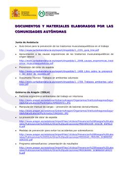 PREGUNTAS MÁS FRECUENTES - Instituto Nacional de Seguridad