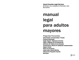 manual legal para adultos mayores