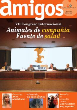 VII Congreso Internacional «Animales de