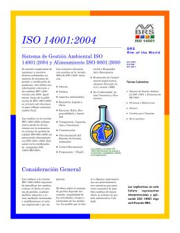 Para folleto explicando cambios a la versión 2004 en formato PDF
