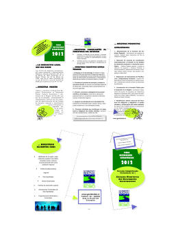 FOLLETO MODELO 12.12.11 - Gobierno Regional de la Region del