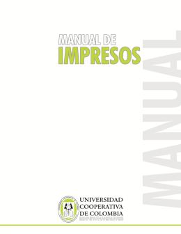 manual_impresos - Universidad Cooperativa de Colombia