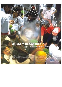 Día Interamericano del Agua 2004