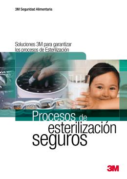 Soluciones 3M para garantizar los procesos de esterilización