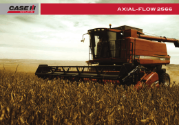 Axial-Flow 2566 - CNH Industrial