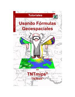 Usando Fórmulas Geoespaciales TNTmips®
