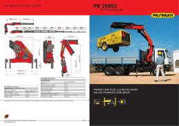 PK 29002 Performance