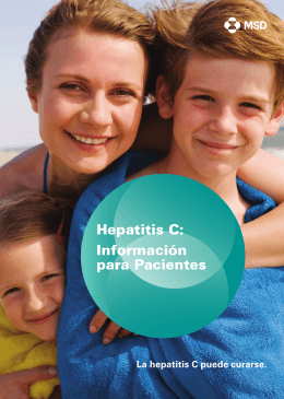 Hepatitis C: Información para Pacientes