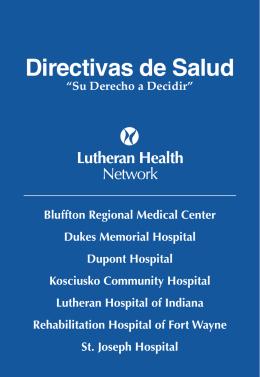 Directivas de Salud