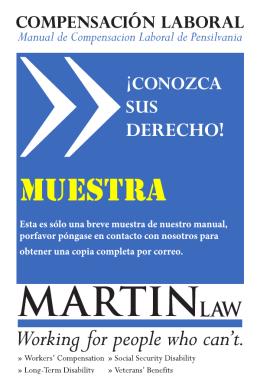 español - Martin, LLC