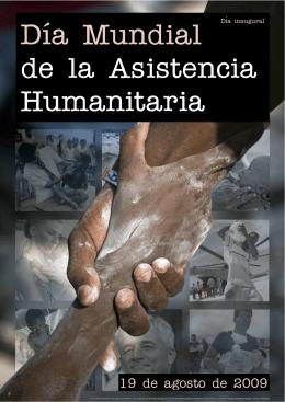 Día Mundial Humanitario 2009.
