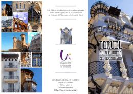 Teruel modernismo