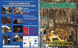 reportaje - Raíces Andaluzas