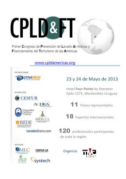 Folleto CPLD Americas