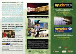folleto ayudar 2009